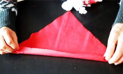Треугольный платок