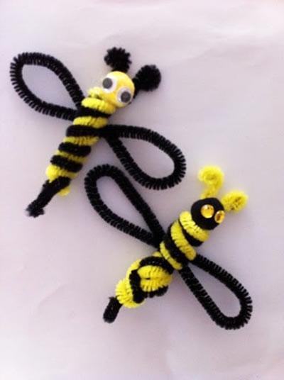 Пчелки своими руками