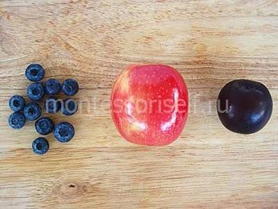 Фрукты и ягоды для поделки