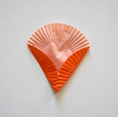 Fold the shape