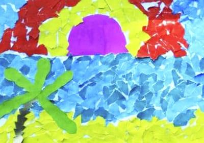 a32 Аппликация из бумаги. Идеи для детского творчества. Воспитателям детских садов, школьным учителям и педагогам || Мастеркласс аппликация мастер классы