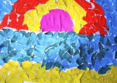 a33 Аппликация из бумаги. Идеи для детского творчества. Воспитателям детских садов, школьным учителям и педагогам || Мастеркласс аппликация мастер классы