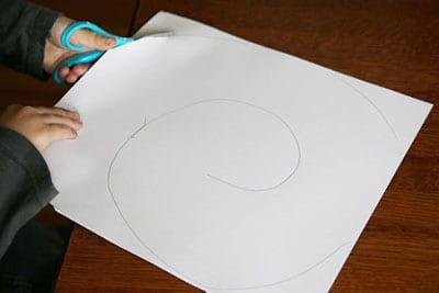 Рисуем спираль