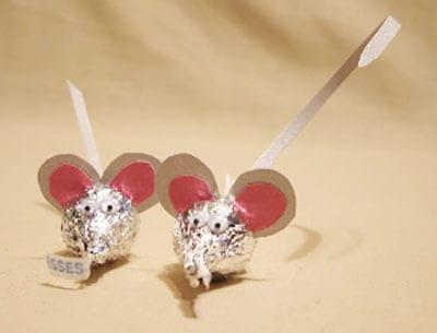 Мышка из трюфеля