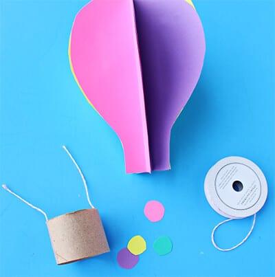 pts16 Простые поделки из бумаги своими руками для детей от 7 лет. Мастер-класс с пошаговыми фото
