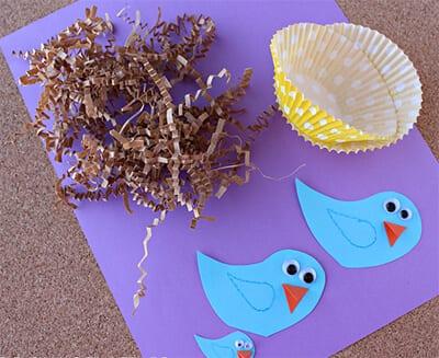 pts34 Простые поделки из бумаги своими руками для детей от 7 лет. Мастер-класс с пошаговыми фото