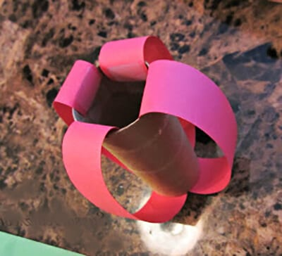 pts43 Простые поделки из бумаги своими руками для детей от 7 лет. Мастер-класс с пошаговыми фото