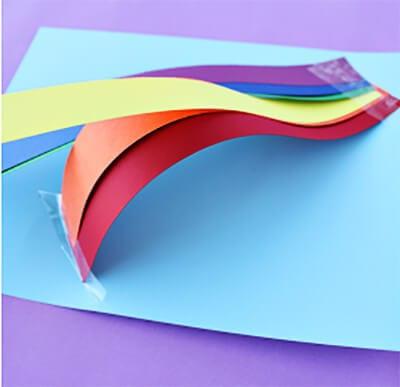 pts60 Простые поделки из бумаги своими руками для детей от 7 лет. Мастер-класс с пошаговыми фото