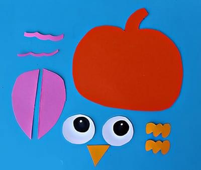 pts9 Простые поделки из бумаги своими руками для детей от 7 лет. Мастер-класс с пошаговыми фото