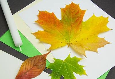 riso23 Осенний пейзаж гуашью поэтапно с фото. Мастер-класс