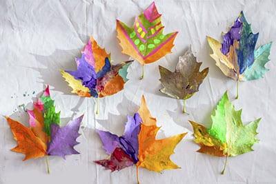 riso6 Осенний пейзаж гуашью поэтапно с фото. Мастер-класс