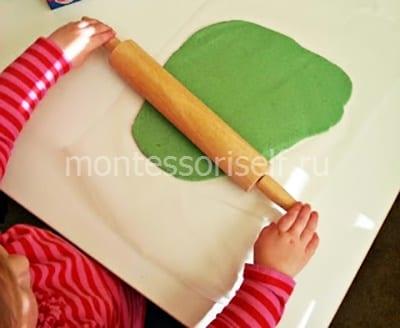 dn42-2 Аппликация из фетра своими руками для детского сада: Ёлочка