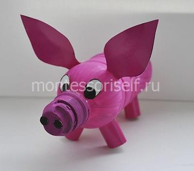 dlya-dr1 Новогодние игрушки из пластиковых бутылок (фото, мастер-классы)