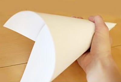 Конус из бумаги