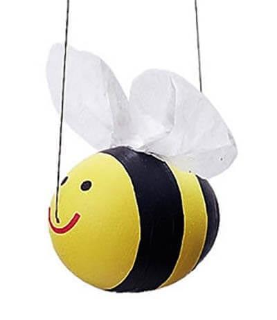 Пчелка из киндер-сюрприза