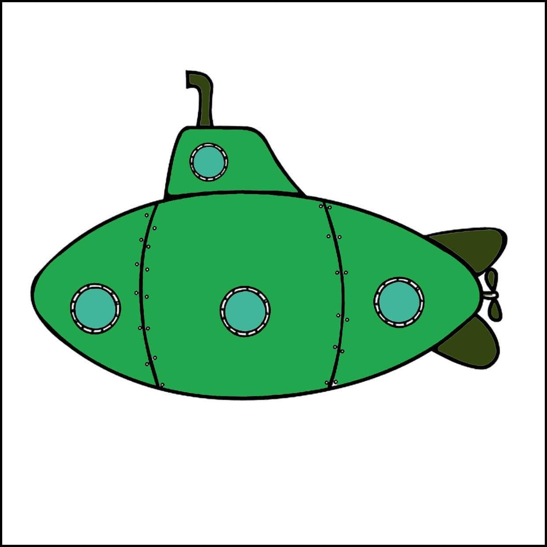 Картинка подводная лодка