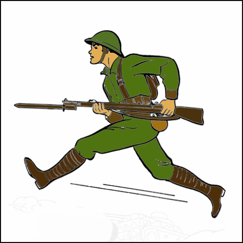 Картинка солдат