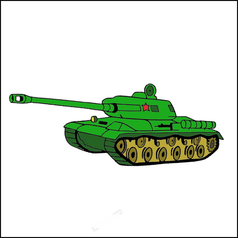 Картинка танк