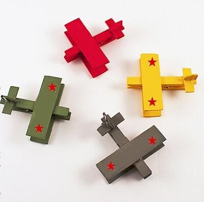 Самолетики на день защитника отечества