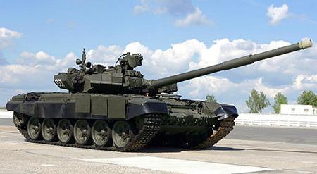 Основной танк Т90