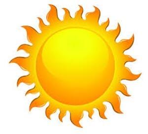 Картинка солнце 1