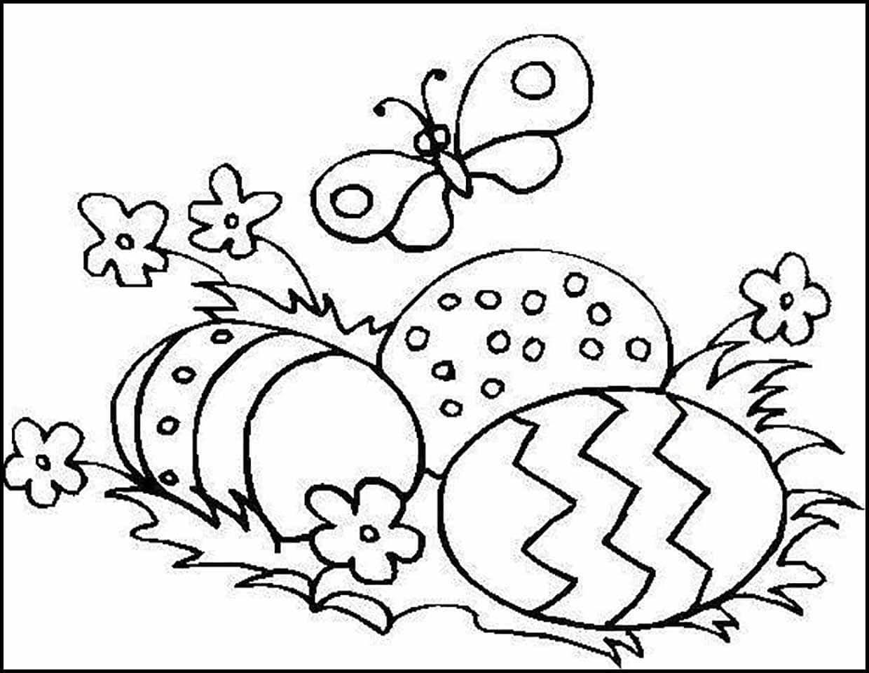 Раскраска яички для детей