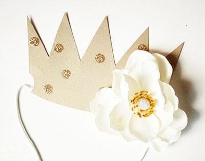 Цветок для короны