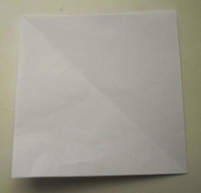 Ракета из бумаги 1