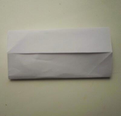 Ракета из бумаги 3