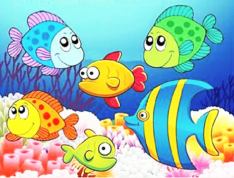 Рыбы для детей