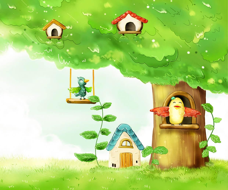Весна картинка для детей 3