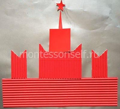 Башня со звездой