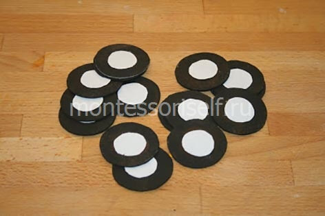 Wheels for the car