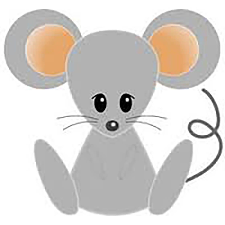 Мышка картинка для детей 5