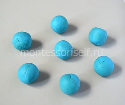 Семь шариков