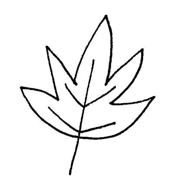 Осенний листик - 2