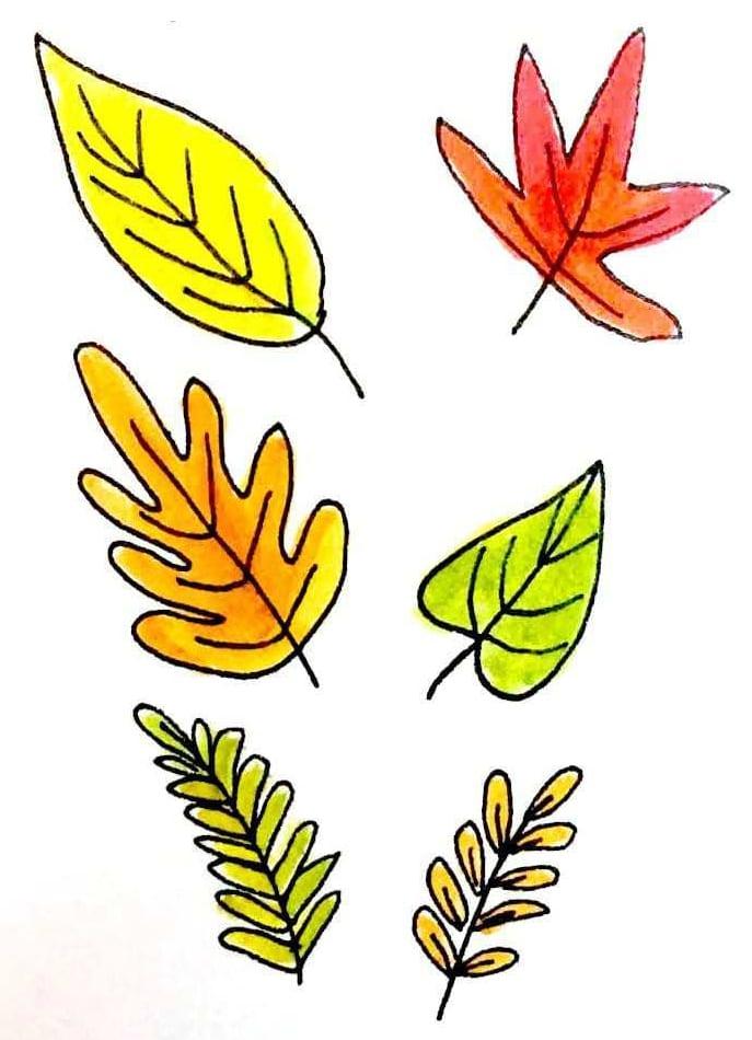 Осенние листики