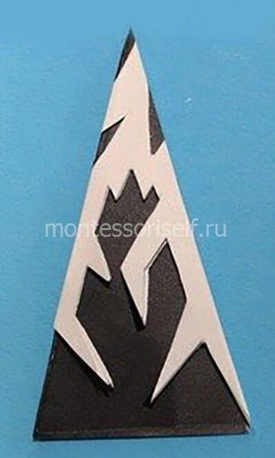 sh4-2 Объемная снежинка из бумаги своими руками: схемы, шаблоны, мастер классы, как делать такой декор