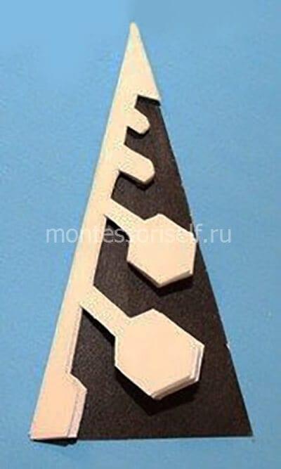 sh7-2 Объемная снежинка из бумаги своими руками: схемы, шаблоны, мастер классы, как делать такой декор