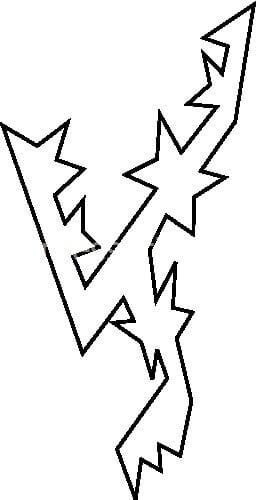 shema2n Объемная снежинка из бумаги своими руками: схемы, шаблоны, мастер классы, как делать такой декор