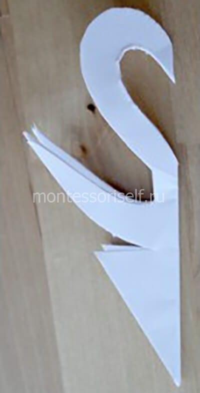 sn1-2-1 Объемная снежинка из бумаги своими руками: схемы, шаблоны, мастер классы, как делать такой декор