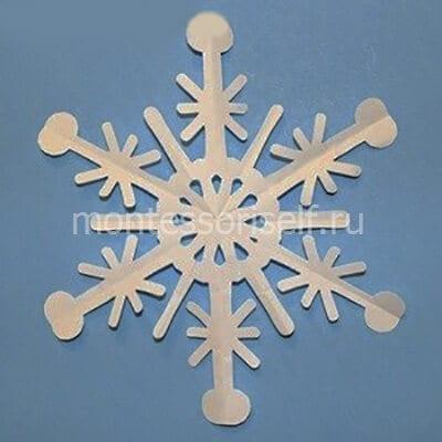 sn1-2 Объемная снежинка из бумаги своими руками: схемы, шаблоны, мастер классы, как делать такой декор