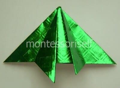 """Модуль для оригами """"елочка"""""""