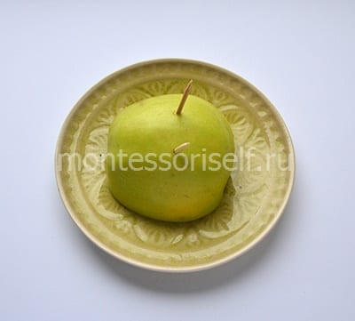3 Поделки из яблок своими руками