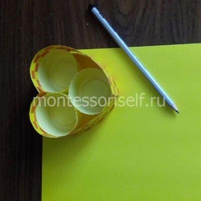 11-1 Пасхальные корзинки своими руками из подручных материалов