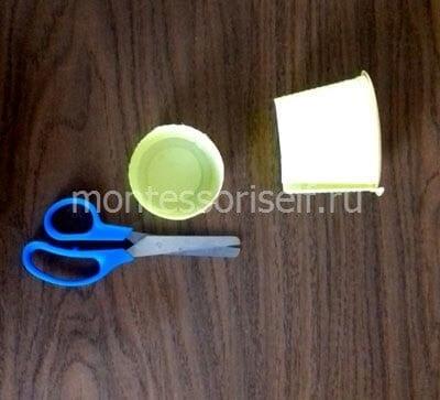 2-1 Пасхальные корзинки своими руками из подручных материалов