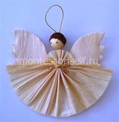Ангел из кукурузы
