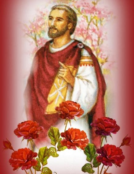 Св. Валентин - покровитель влюбленных