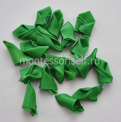 """Зеленые """"конвертики"""""""