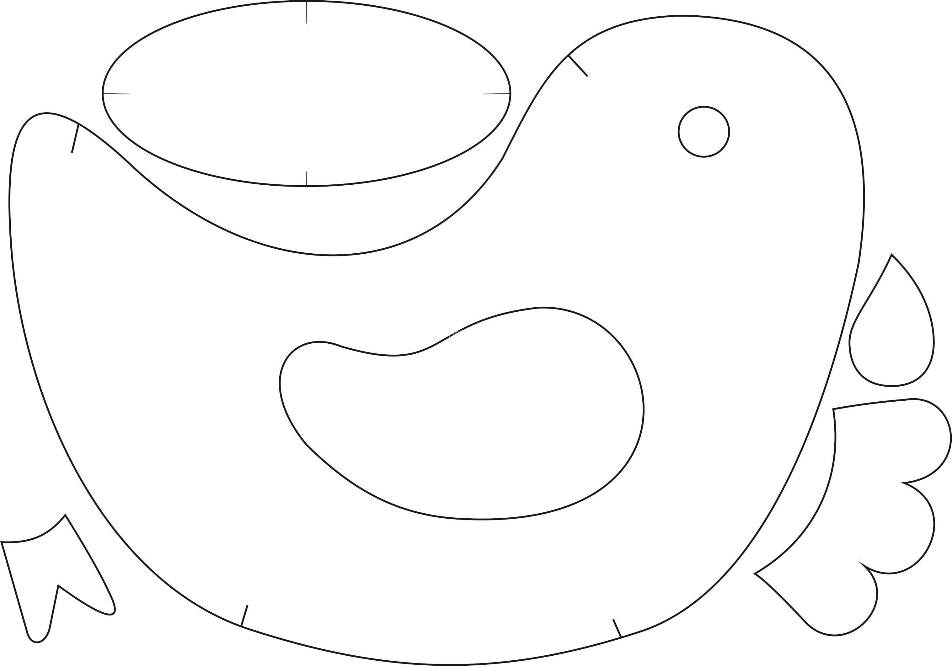 Поделки из фетра на пасху выкройки (шаблон для вырезания)
